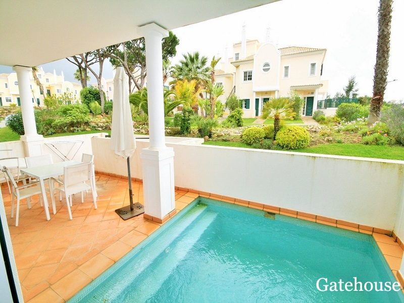 Appartement Moderne À Vendre À Vale do Lobo Algarve